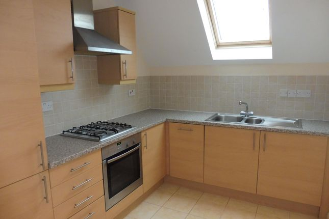 Thumbnail Flat to rent in Grosvenor Road, Weymouth