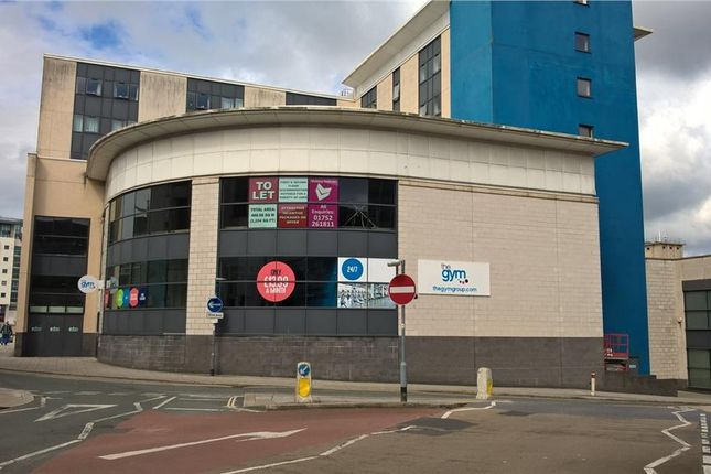 Leisure/hospitality to let in Derrys Cross, Plymouth