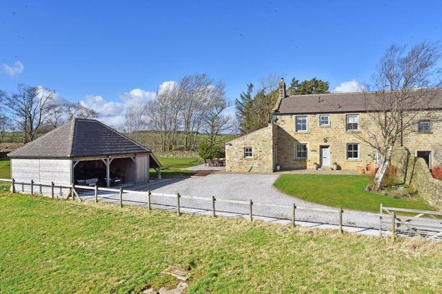 Thumbnail Barn conversion for sale in Fewston, Harrogate
