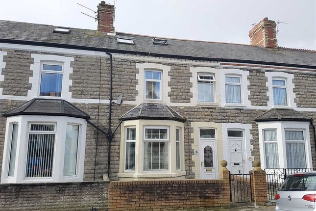 Thumbnail Terraced house for sale in Pyke Street, Barry