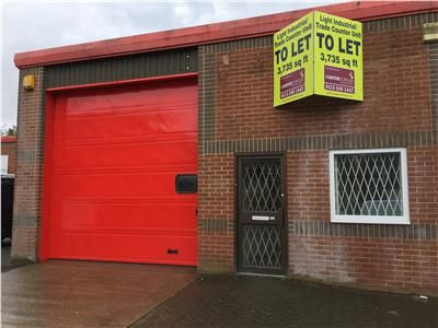 Thumbnail Light industrial to let in West Leeds Industrial Park, Stanningley Road, Leeds