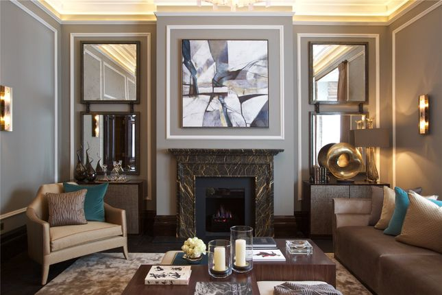 Thumbnail Terraced house to rent in Cadogan Place, Belgravia, London