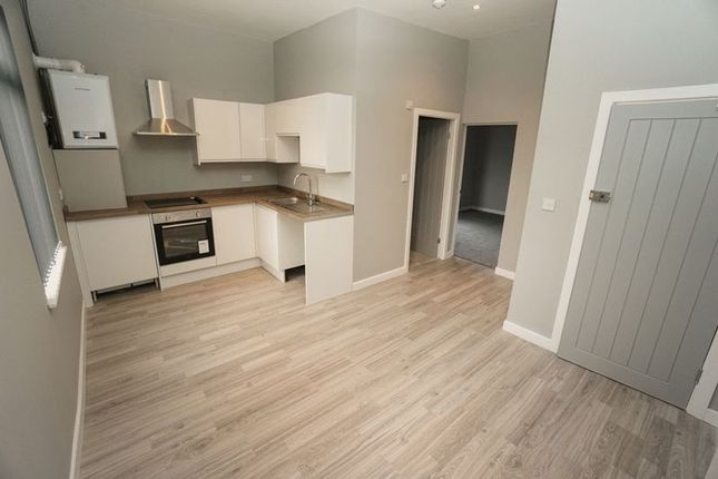 Thumbnail Flat to rent in Flat 5, Chorley New Road, Horwich