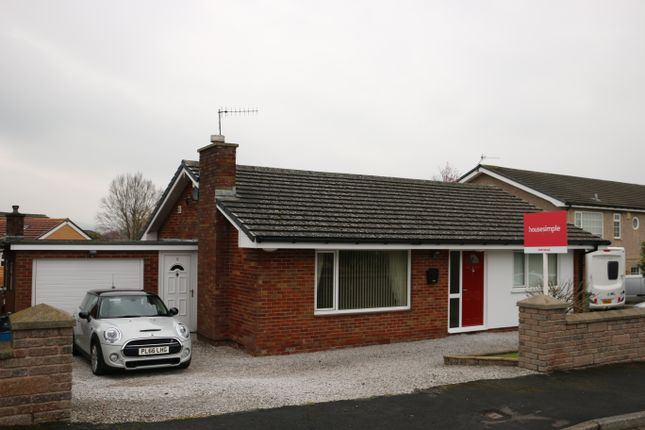 Thumbnail Detached bungalow for sale in Goldfield Avenue, Burnley