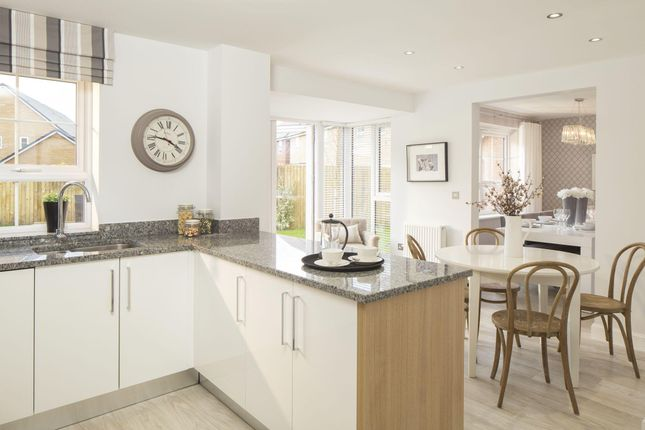"Thumbnail Detached house for sale in ""Cambridge"" at Saxon Court, Bicton Heath, Shrewsbury"