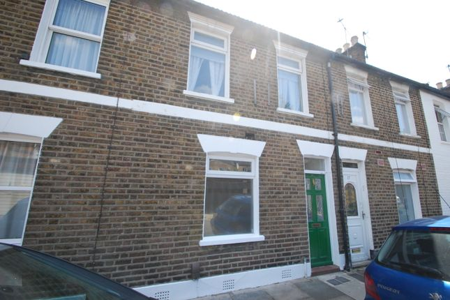 Thumbnail Terraced house to rent in Pymmes Road, Palmers Green