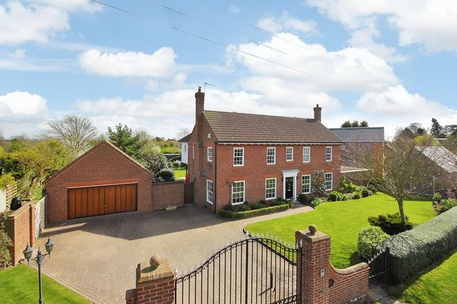 Thumbnail Detached house for sale in Mill Lane, Normanton-On-Trent, Newark