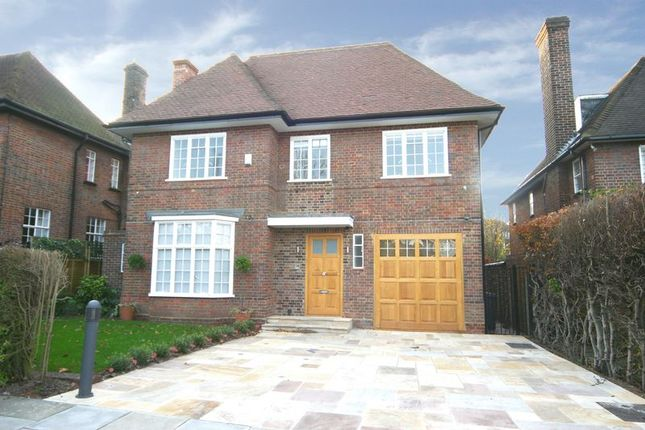 Thumbnail Property to rent in Kingsley Way, Hampstead Garden Suburb