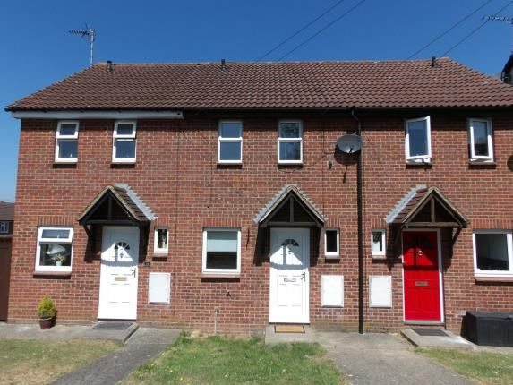 Thumbnail Terraced house for sale in Connaught Way, Billericay