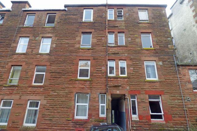 Flat for sale in Wallace Street, Port Glasgow