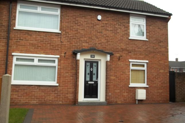 Thumbnail Semi-detached house to rent in Alder Grove, Hoole, Chester