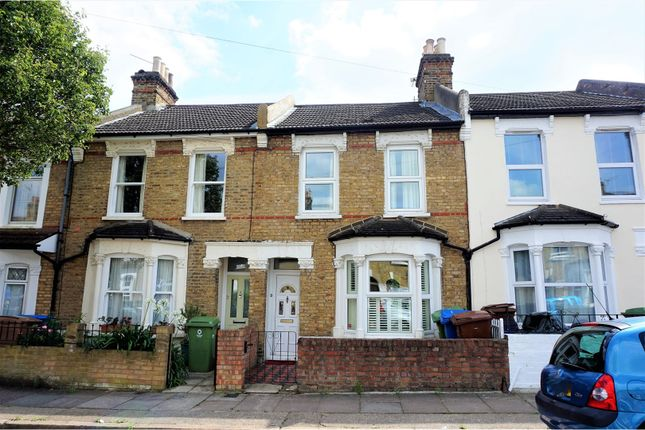 Thumbnail Terraced house for sale in Thompson Road, East Dulwich