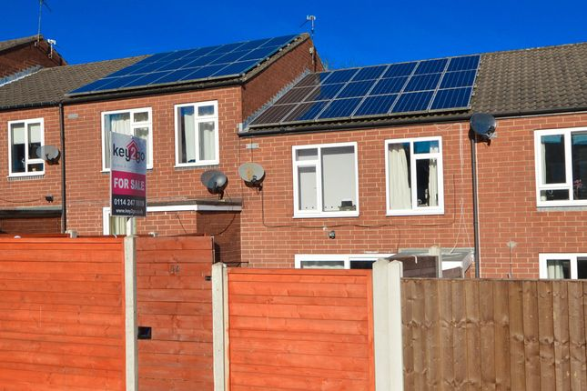 Thumbnail Terraced house for sale in Rosemary Road, Beighton, Sheffield