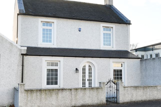 Thumbnail Detached house for sale in East Road, Irvine