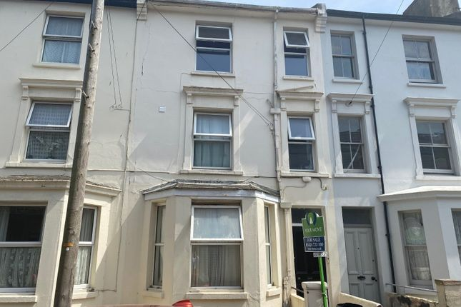 Thumbnail Flat for sale in Earl Street, Hastings, East Sussex