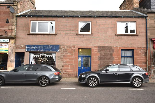 Thumbnail Terraced house for sale in Airlie Street, Alyth, Blairgowrie
