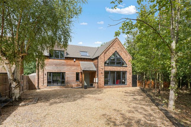 Thumbnail Detached house for sale in Woburn Road, Kempston, Bedford