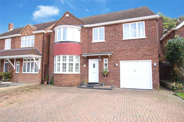 Thumbnail Detached house for sale in Feltham, Surrey