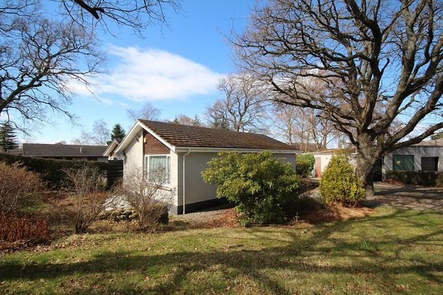 2 bed detached bungalow for sale in 27 Cradlehall Park, Cradlehall, Inverness IV2