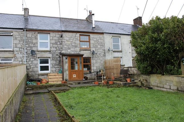 Thumbnail Terraced house for sale in Victoria Terrace, Nanpean, St. Austell
