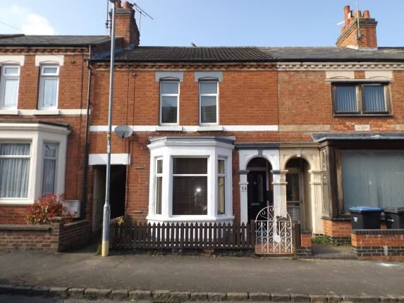 Thumbnail Terraced house for sale in Caxton Street, Market Harborough, Leicestershire