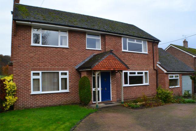 Thumbnail Detached house to rent in Kiln Drive, Curridge, Thatcham
