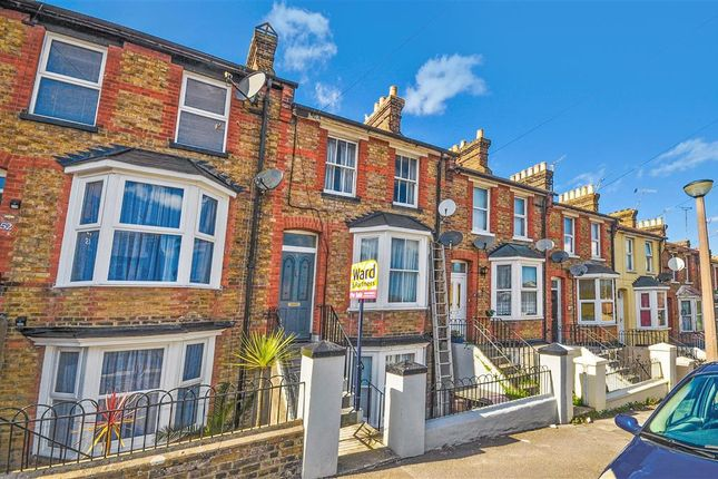 Thumbnail Terraced house for sale in Percy Road, Ramsgate, Kent