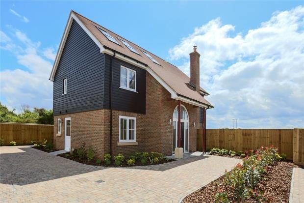 Thumbnail Detached house for sale in Lewknor, Watlington, Oxfordshire