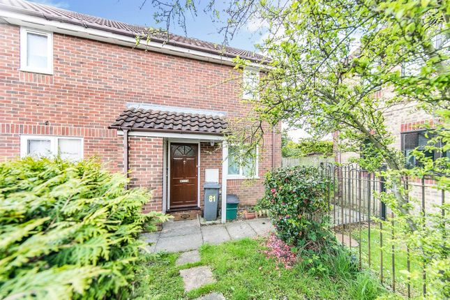 Thumbnail End terrace house for sale in Chinook, Highwoods, Colchester