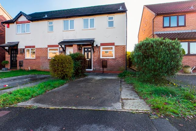 2 bed semi-detached house to rent in Clos Leighton Davies, Gowerton, Swansea SA4