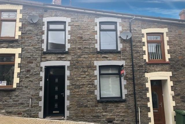 Thumbnail Terraced house to rent in James Street, Mountain Ash