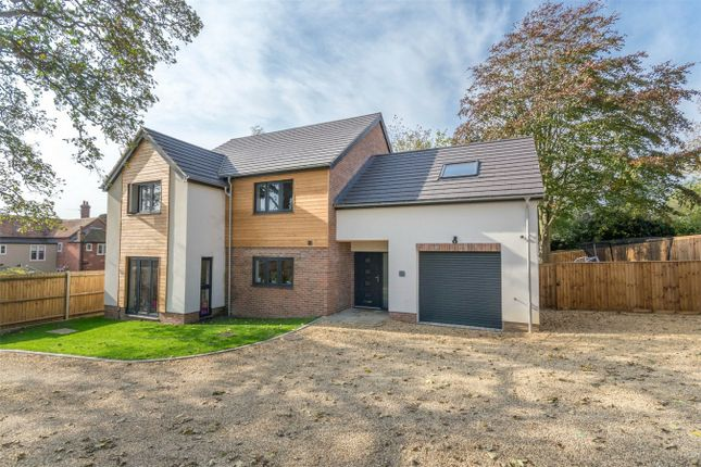 Thumbnail Detached house for sale in Sycamore Drive, Fakenham
