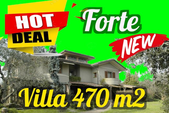 Thumbnail Villa for sale in Beach, Forte Dei Marmi, Lucca, Tuscany, Italy