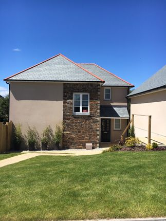 Thumbnail Detached house for sale in Carrick At Chandler Park, Penryn