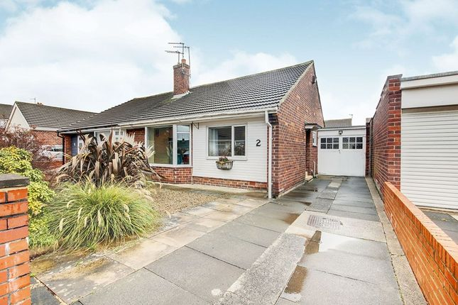 Thumbnail Bungalow for sale in Torver Way, North Shields