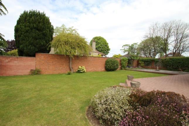 Rear Gardens of Stirling Road, Larbert FK5