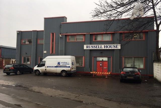 Thumbnail Light industrial for sale in Russell House, Bulwell Lane, Nottingham, Nottinghamshire