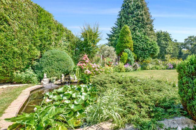 Rear Garden of Church Road, Three Legged Cross, Wimborne, Dorset BH21