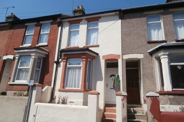 Thumbnail Property to rent in Corporation Road, Gillingham