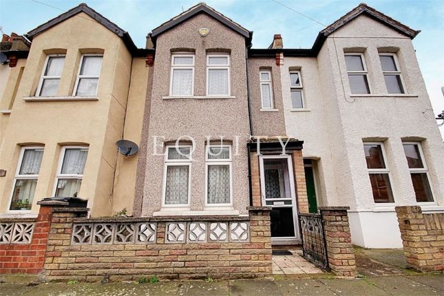 Thumbnail Terraced house for sale in Bath Road, Edmonton