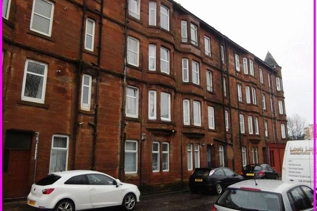 Thumbnail Flat to rent in Station Road, Dumbarton