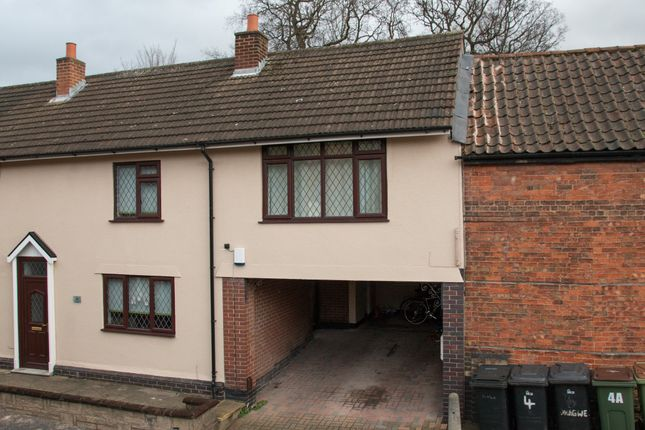 Thumbnail Semi-detached house to rent in Dragwell, Kegworth, Derby