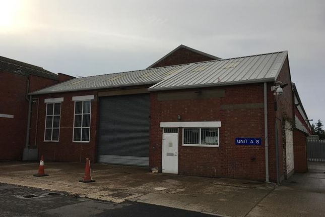 Thumbnail Light industrial to let in Unit A8, Beaver Business Park, Ashford, Kent