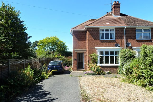 Thumbnail Semi-detached house for sale in West Street, Alford
