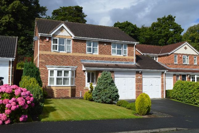 Thumbnail Detached house for sale in Graythwaite, Chester Le Street