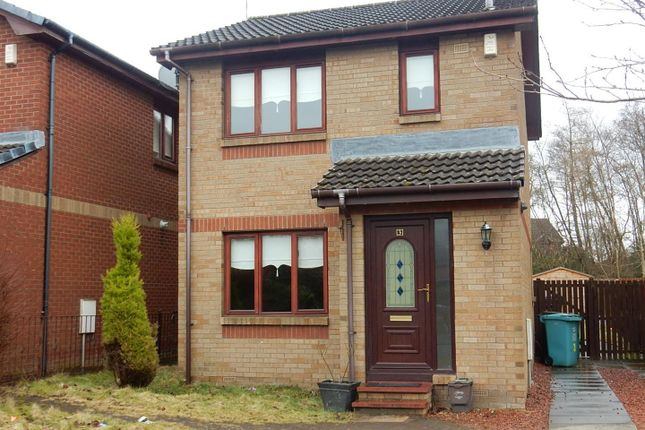Thumbnail Detached house to rent in Carroll Crescent, Newarthill, Motherwell