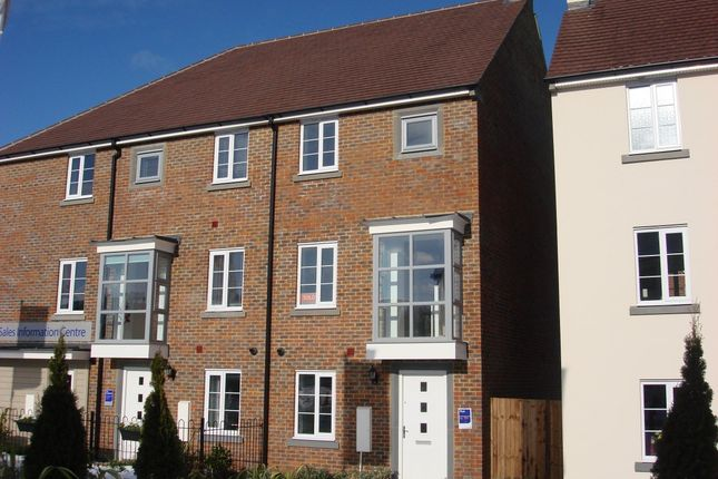 Thumbnail Terraced house to rent in Appleton Drive, Basingstoke
