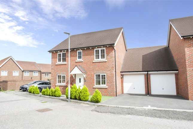 Thumbnail Detached house for sale in Leigh Road, Sittingbourne, Kent