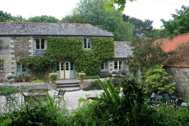 Thumbnail Barn conversion for sale in Carnego Lane, Newquay, Cornwall