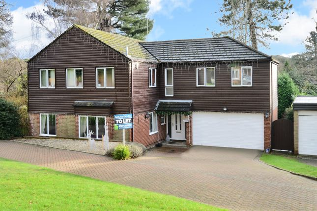 Thumbnail Detached house to rent in The Buchan, Camberley